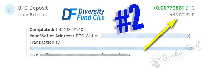 OPORTUNIDADE  [Risco - Provado] Diversity Fund Club - Página 2 Divers10
