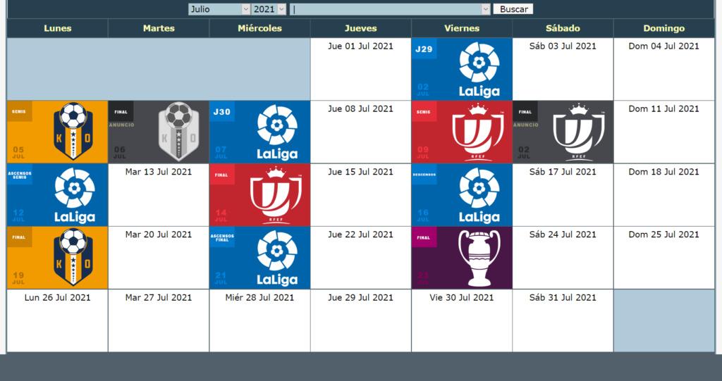 Calendario Oficial // Temporada 7 7_juli11