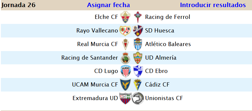 Jornada 26 (13-12) Screen33