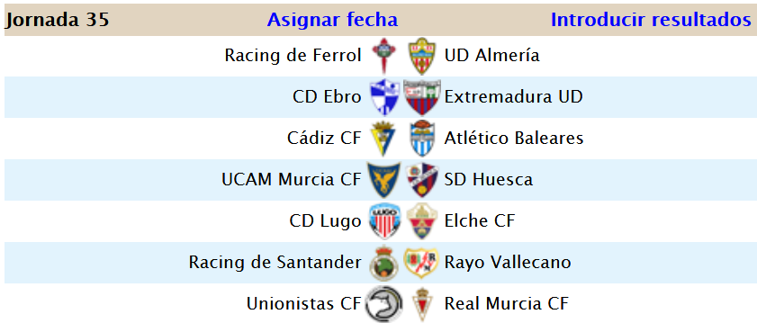 Jornada 35 (13-1) Screen71