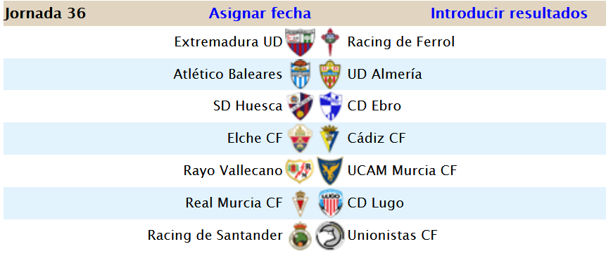 Jornada 36 (17-1) Screen73