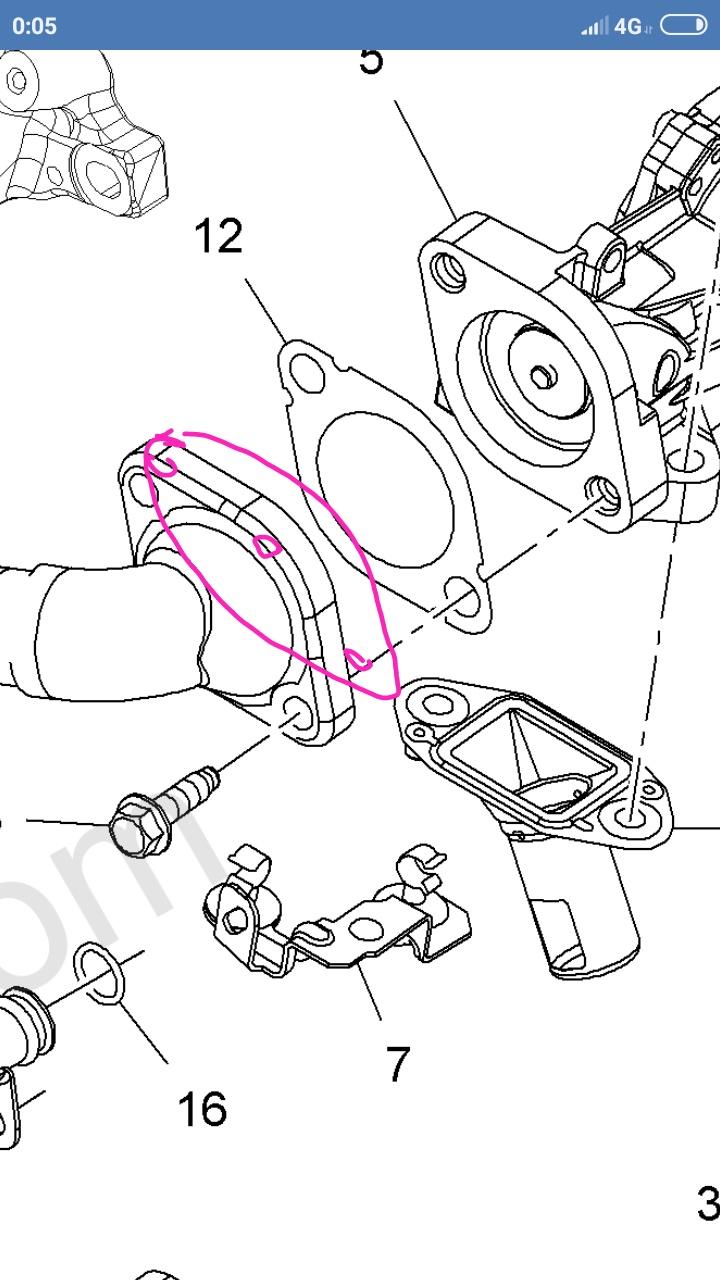 (BRICO J) JUNTA CHAPA PARA SEMIANULAR  EGR  MOTOR 1.6 CDTI 110 CV-136 CV    B16DTL- B16DTH - Página 9 Img_2054