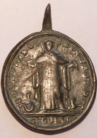 San Domingo de Sora Abad / Virgen Dolorosa , s. XVIII P1030312