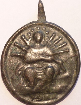 San Domingo de Sora Abad / Virgen Dolorosa , s. XVIII P1030313