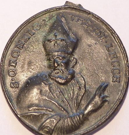 San Oroncio de Lecce / Santa Irene de Tesalónica., S. XVII P1030328