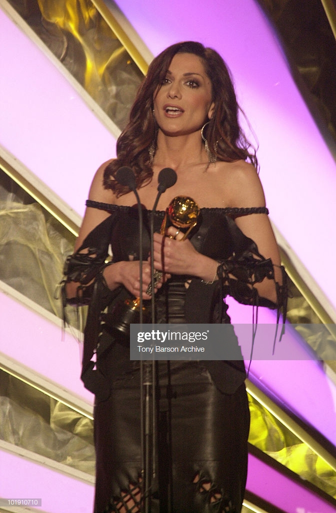 Η Δέσποινα στα World Music Awards 2002 Gettyi10