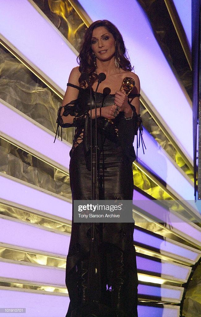 Η Δέσποινα στα World Music Awards 2002 Gettyi11