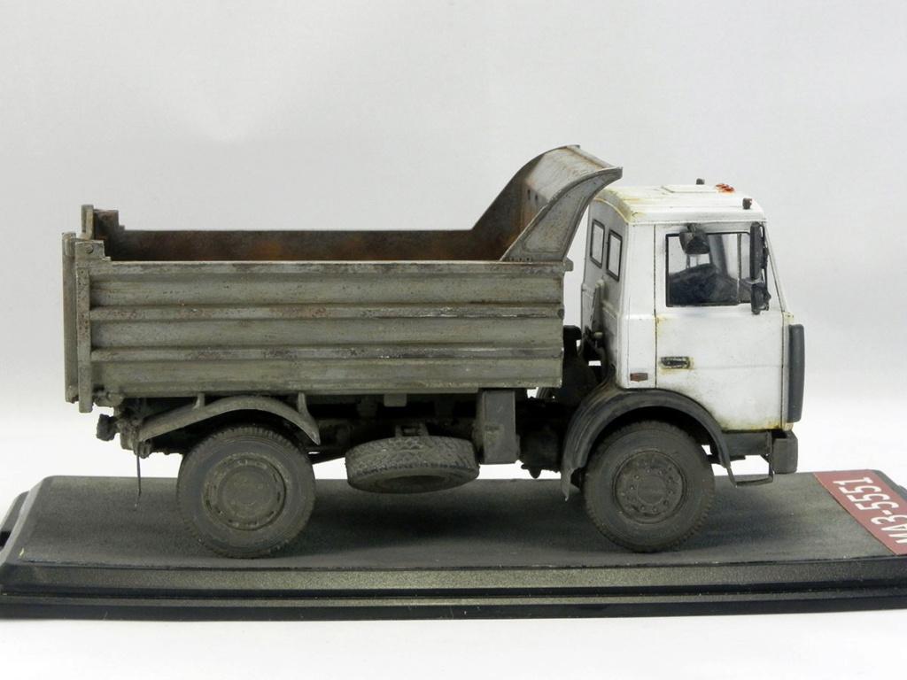 МАЗ-5551 1:43 AVD 10311