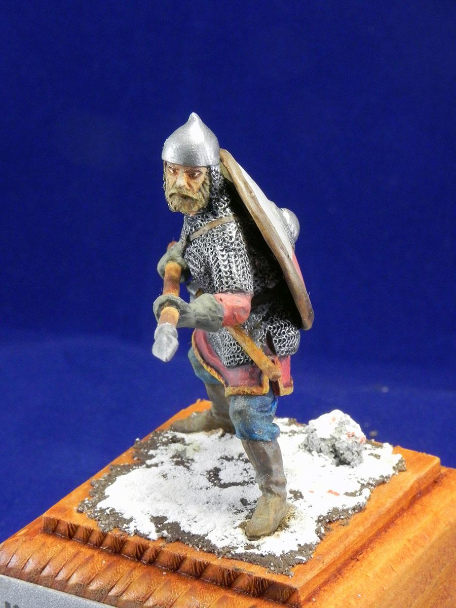 Новгородский дружинник, XIII век 10710