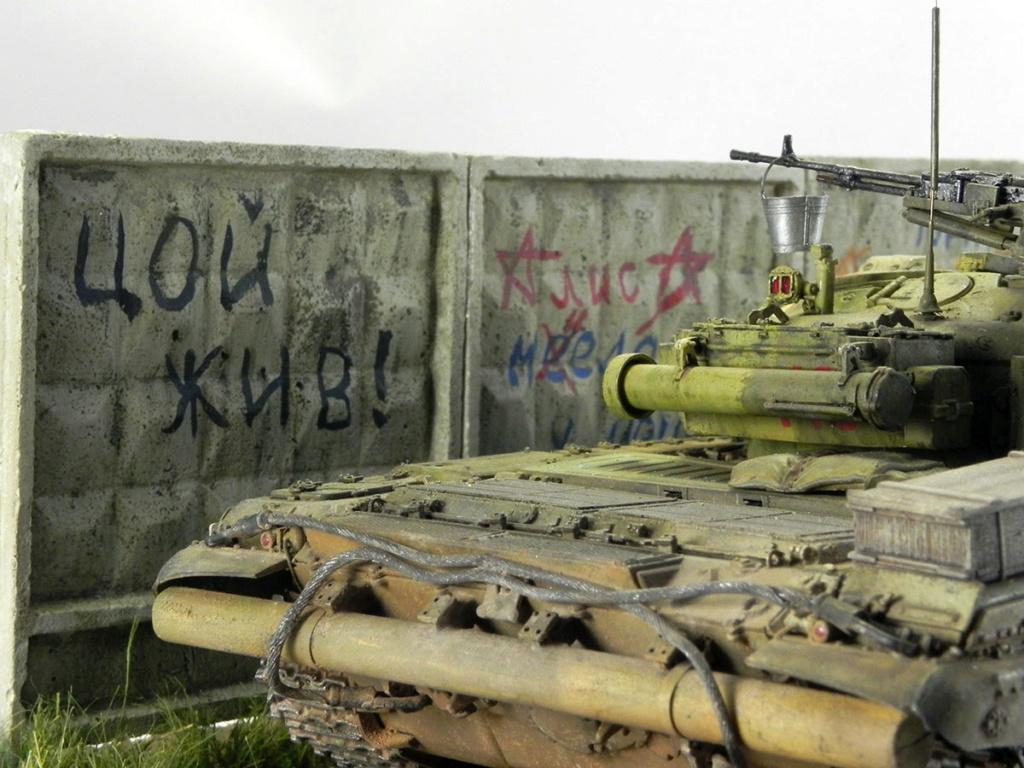 Т-72Б1 276 МСП, Чечня, 1995 10712