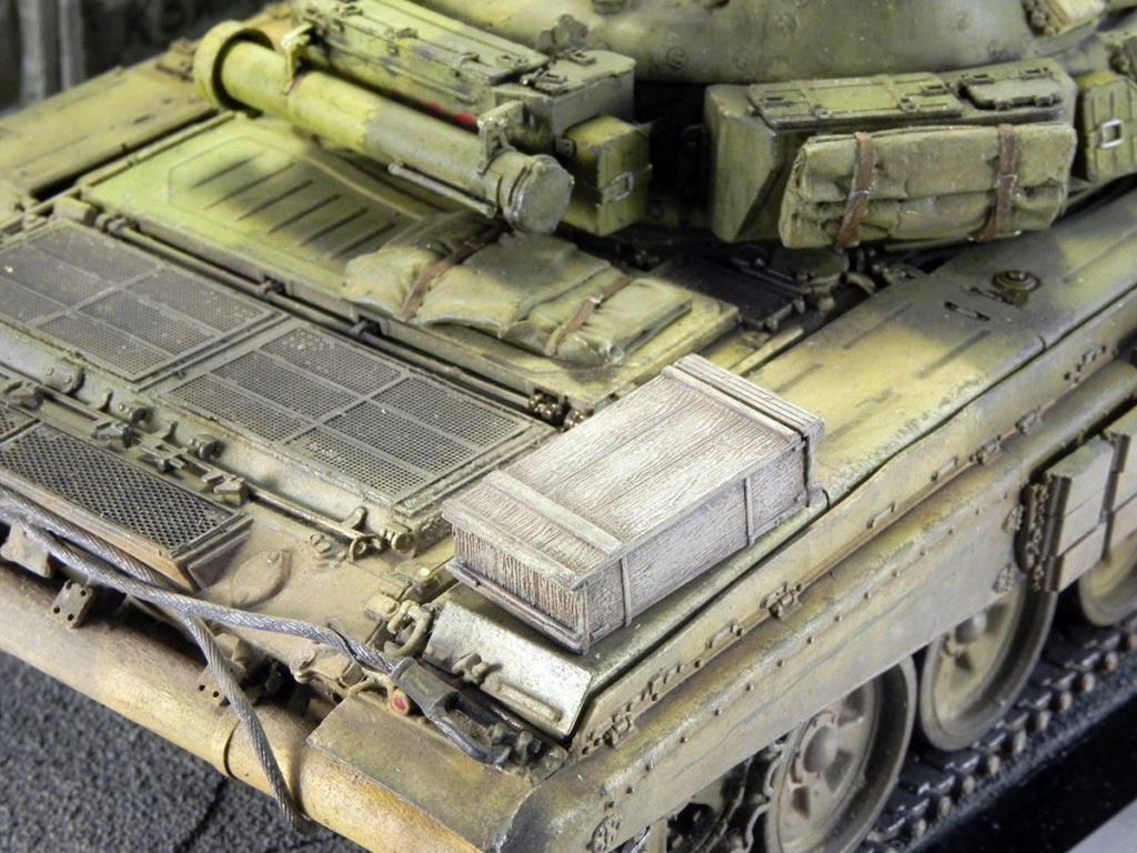 Т-72Б1 276 МСП, Чечня, 1995 10811