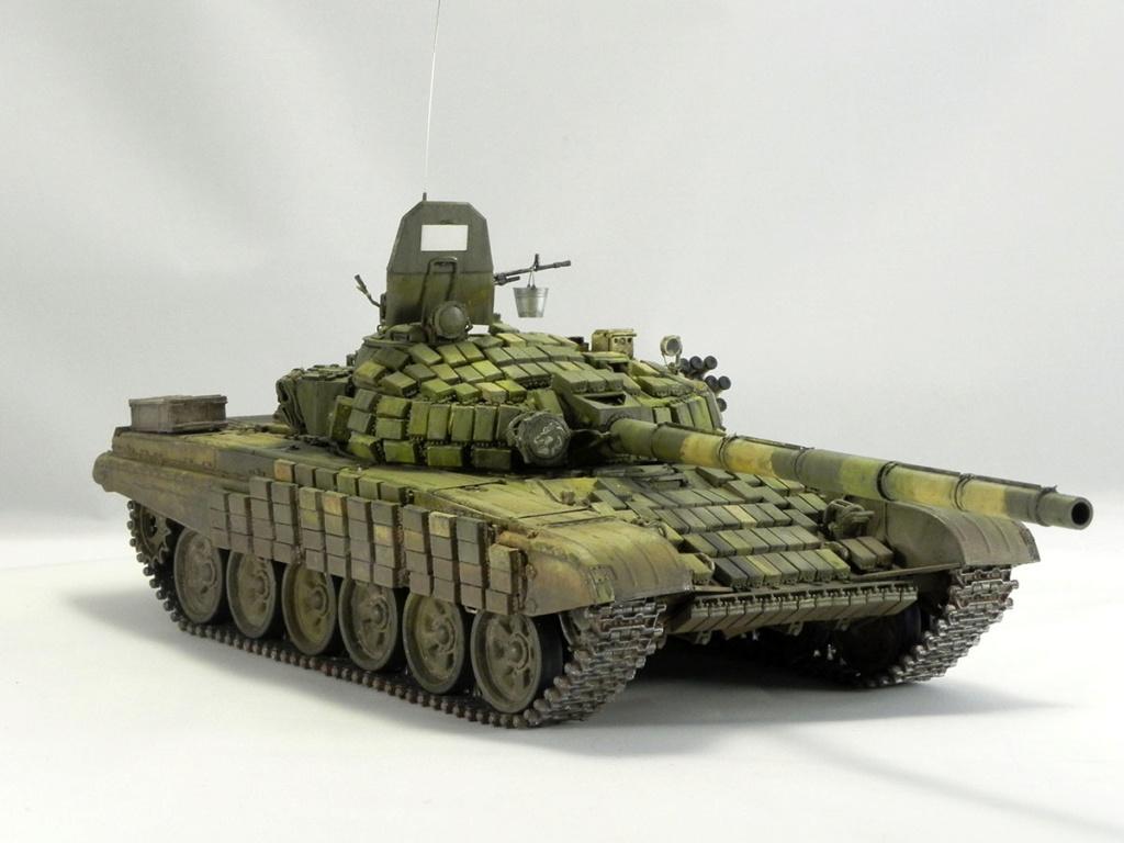 Т-72Б1 276 МСП, Чечня, 1995 11211