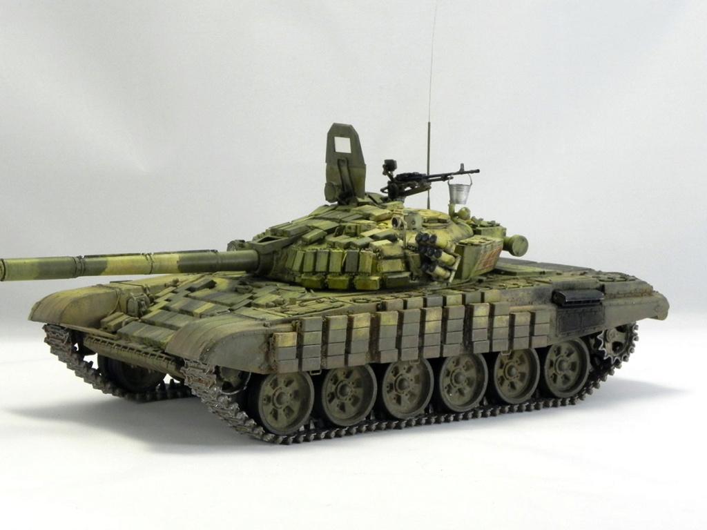 Т-72Б1 276 МСП, Чечня, 1995 11311