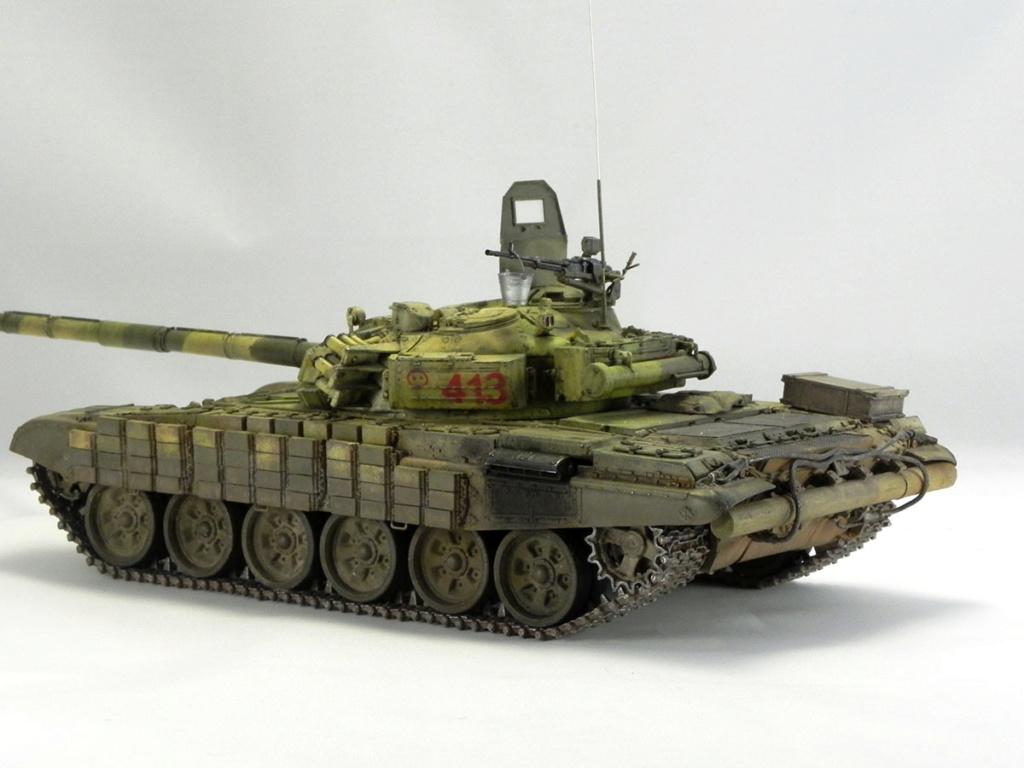 Т-72Б1 276 МСП, Чечня, 1995 11410