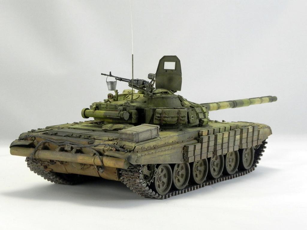 Т-72Б1 276 МСП, Чечня, 1995 11510