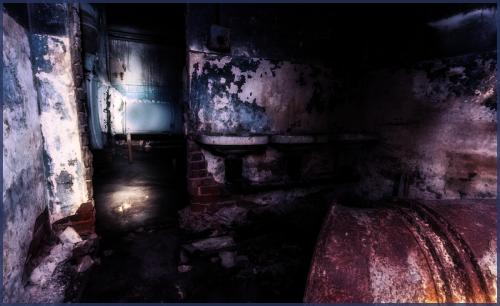 Медицинский отсек бомбоубежища  2210