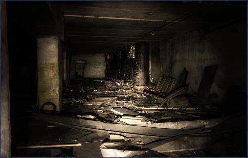 Основное помещение бомбоубежища  3310