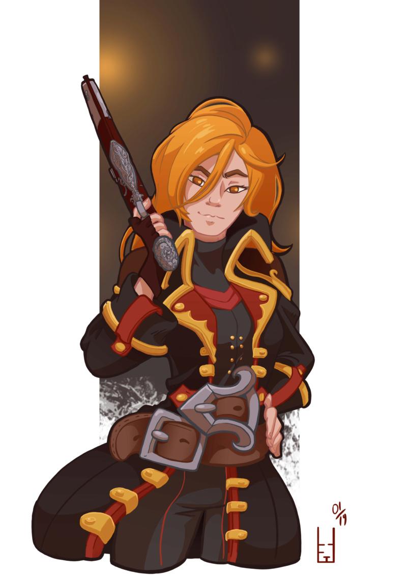 Les drôles aventures de la Garde de Hurlevent - Page 2 Leyra10
