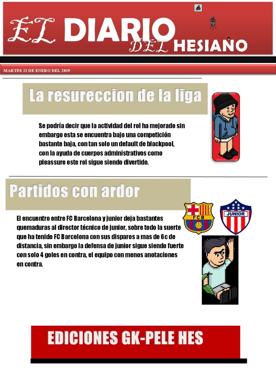 |-| Diario del Hesiano - Año nuevo, nuevo futbol |-| Portad12