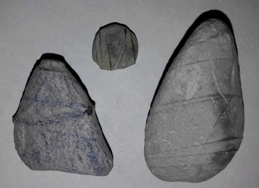 ¿Podrían ser fósiles? 20181022