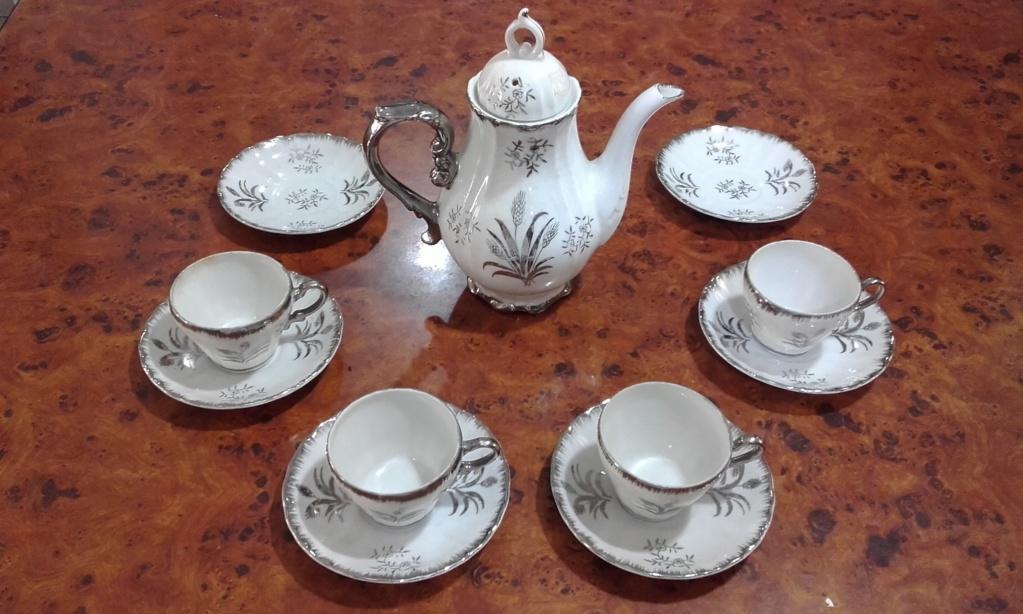 Vendo juego de té musical, de porcelana japonesa 20191111