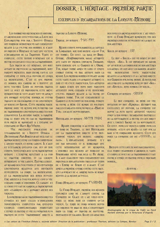 Les cahiers de l'Institut Othala  01_les15