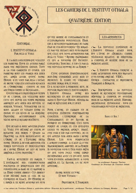 Les cahiers de l'Institut Othala  04_les11