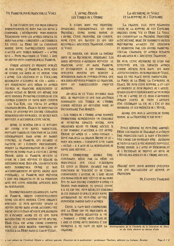 Les cahiers de l'Institut Othala  Cahier11