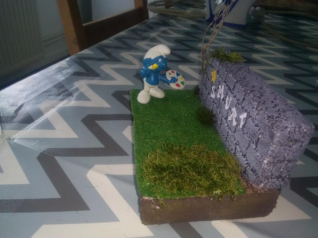 en cours de réalisation Smurfs10