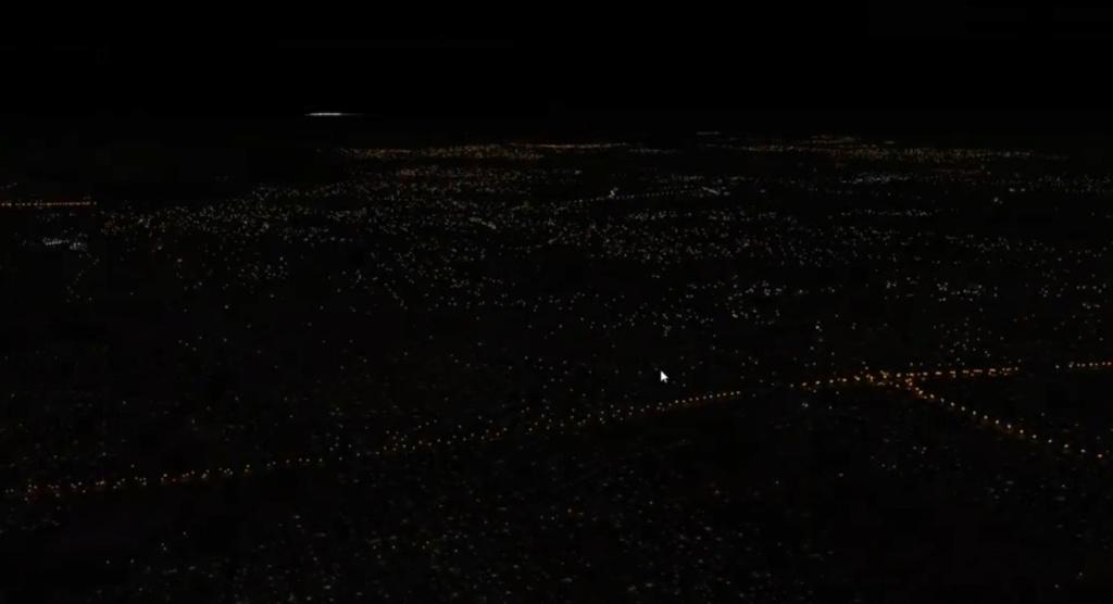 Luzes noturnas - XP Screen12