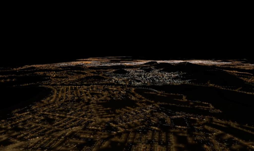 Luzes noturnas - XP Screen13