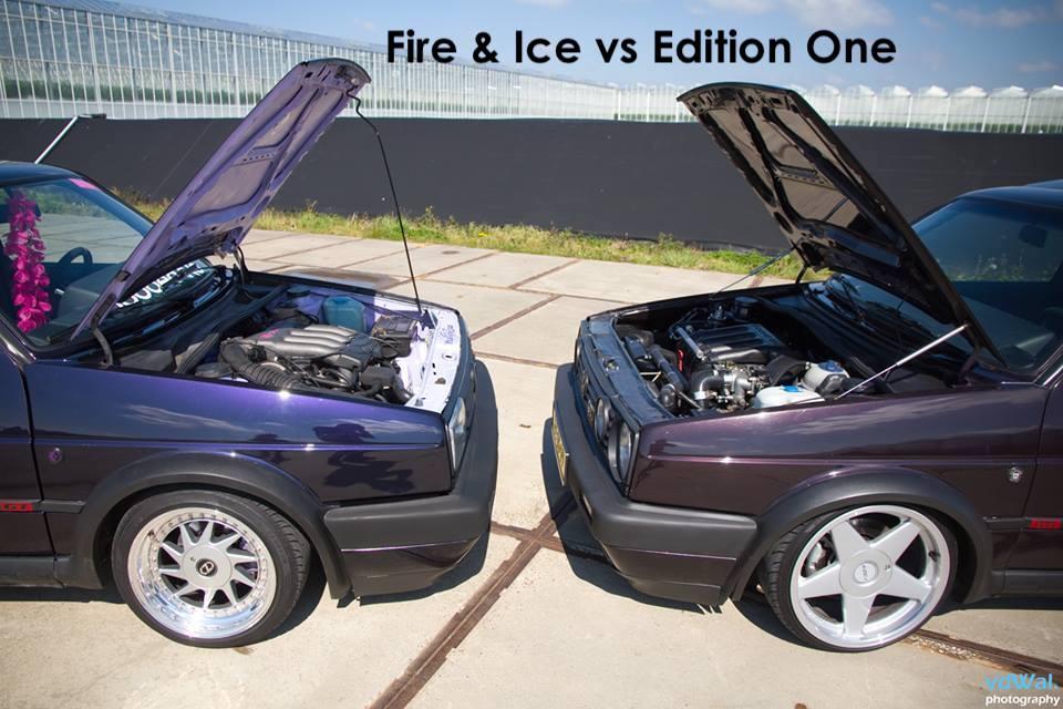"""Golf II """"Fire & Ice"""" une autre série très spéciale! 10299910"""