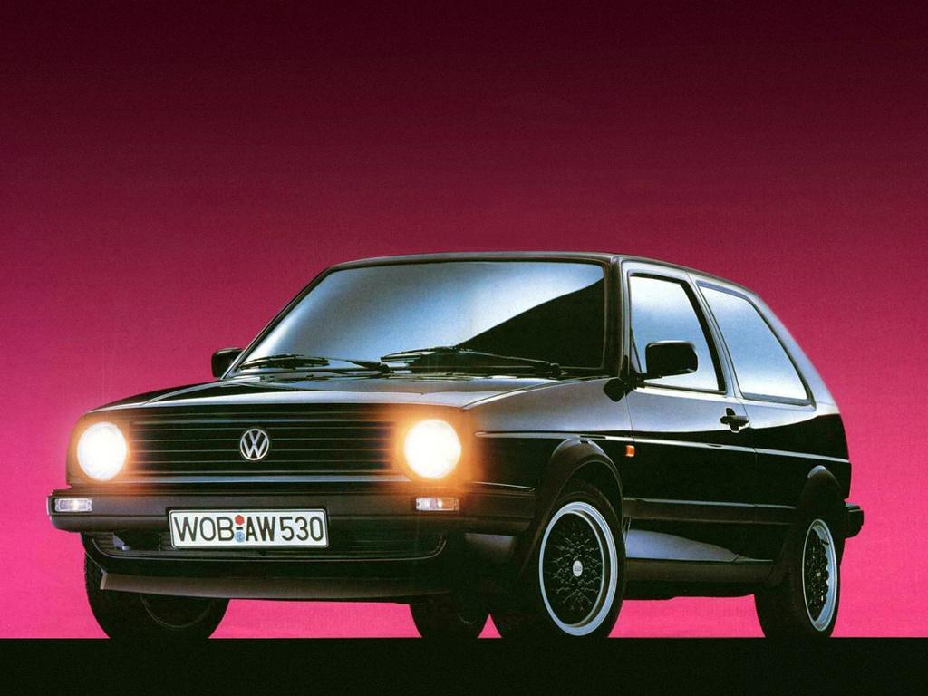 """La Golf """"MODA"""" a la couleur Bourgogne """"LC3U"""" de commune avec l'EDITION ONE Volksw59"""