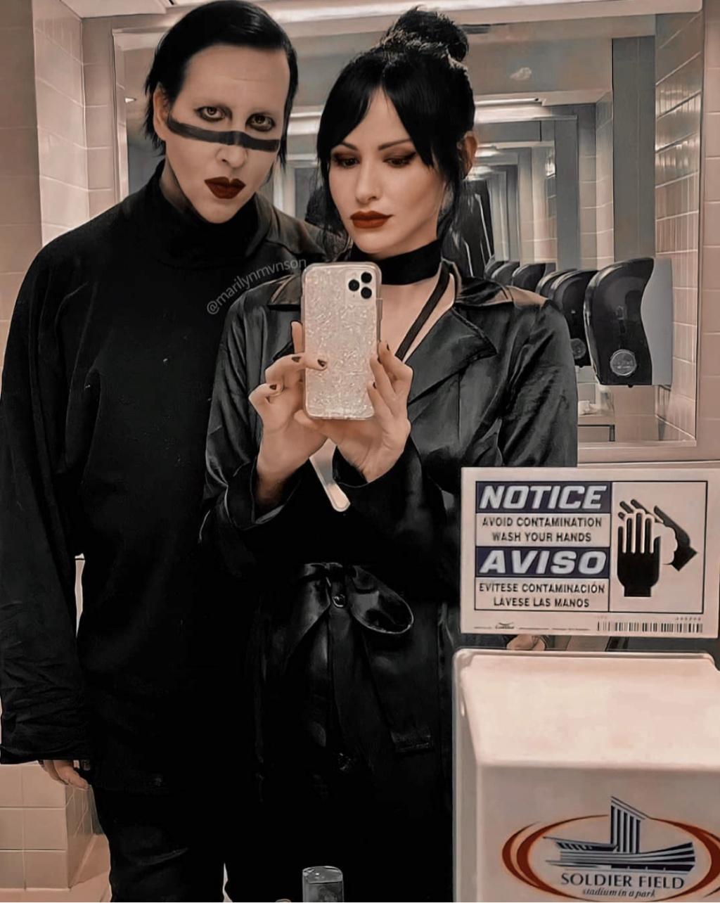 Marilyn ⚡️ Manson (el tópic del Reverendo) - Página 6 08604110