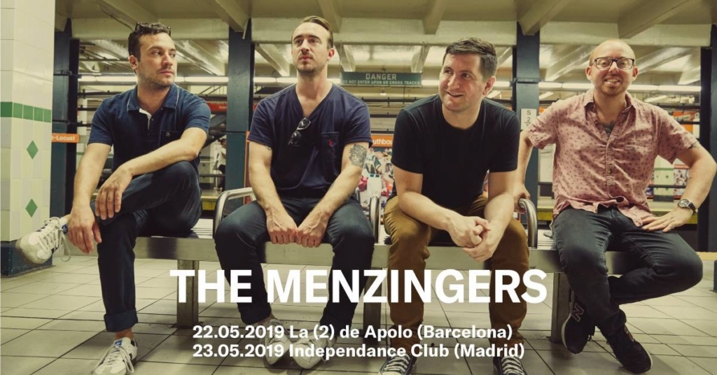 The Menzingers - Hello Exile (2019) 0c44d110