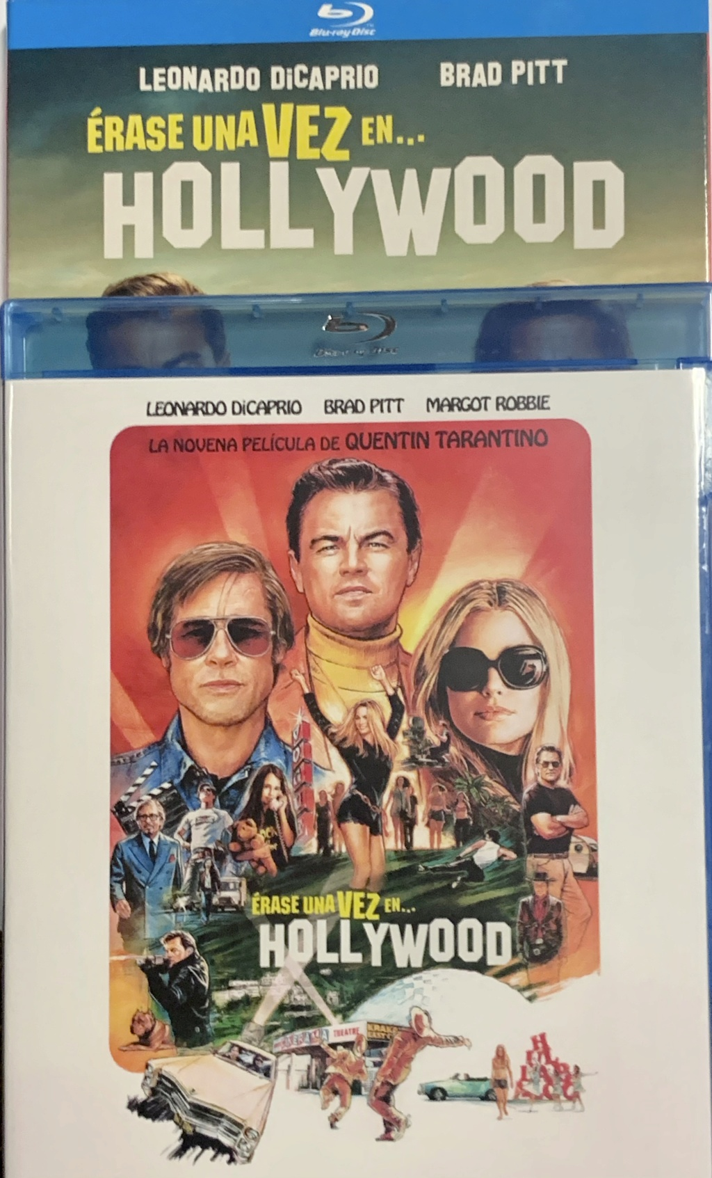 Quentin Tarantino: Once upon a time in Hollywood (2019) - Página 12 4d7fa710