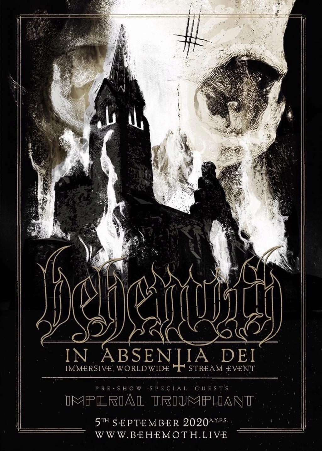 "Behemoth ""I Loved you at your Darkest"" (2018) (p24) - Página 19 558f4b10"