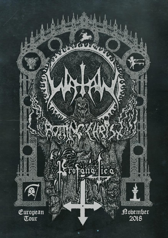 Peste, Satán y Libertad. El tópic de Watain 753f3810
