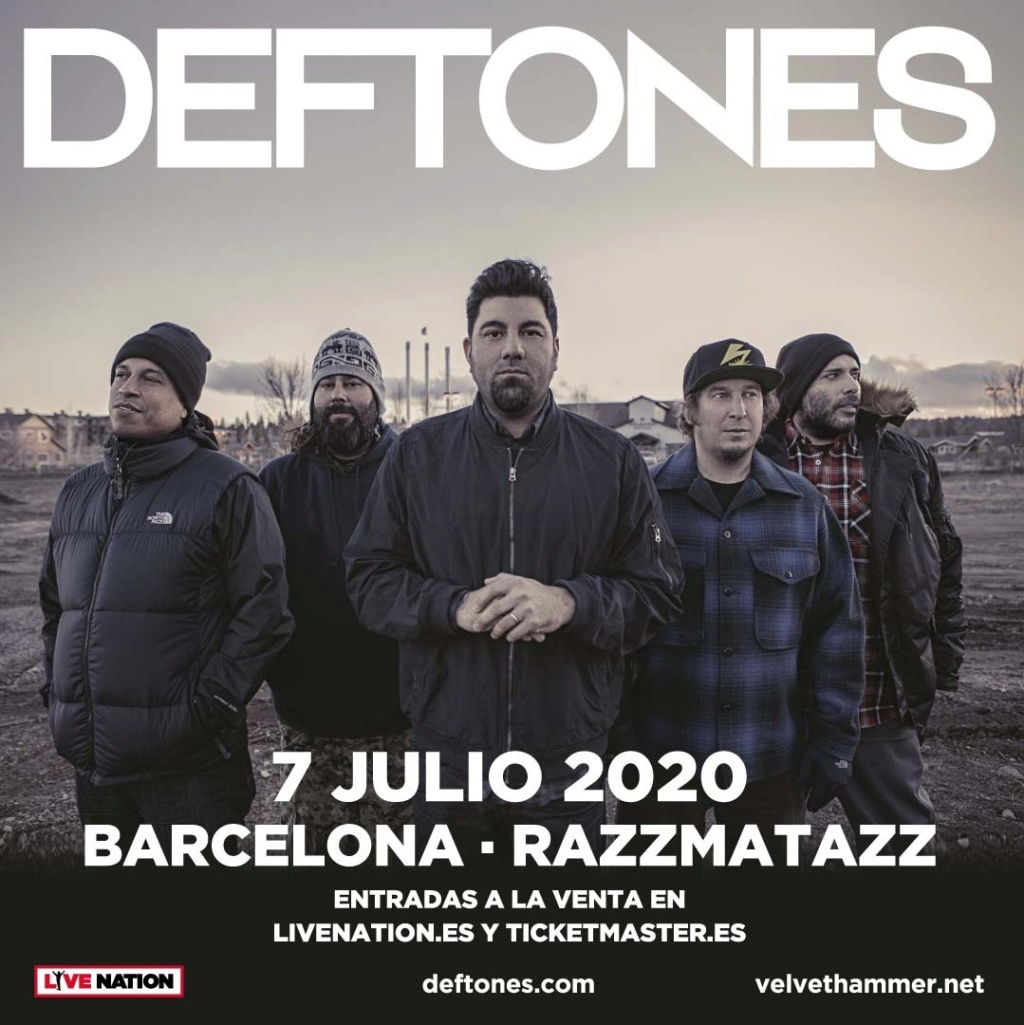Deftones desvela detalles de su nuevo disco - Página 8 8426ab10