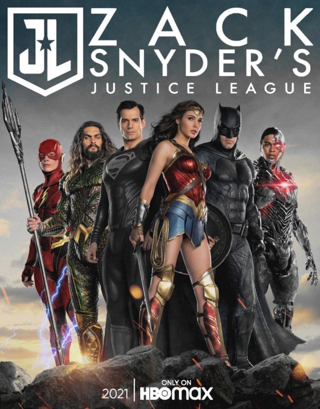 DC Comics: Batman, Superman, Wonder Woman... Zack Snyder's Justice League. - Página 2 967b5c10