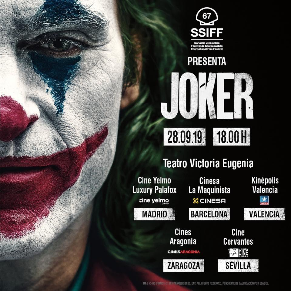 se viene la peli del JOKER - (Joaquin Phoenix Rabo en mano EDITION) F7940910