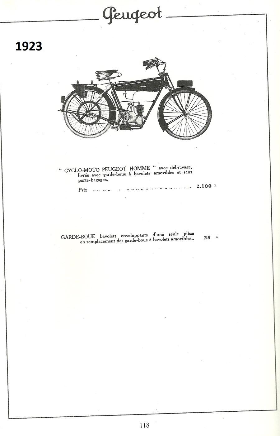 La Peugeot Cyclomoto de dom54 Numzor13