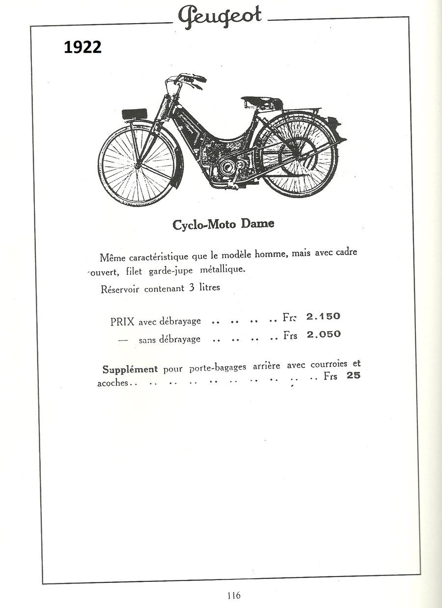 La Peugeot Cyclomoto de dom54 Numzor15