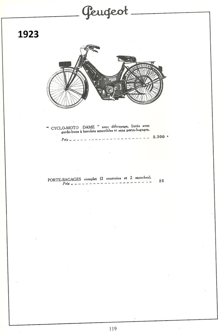 La Peugeot Cyclomoto de dom54 Numzor16