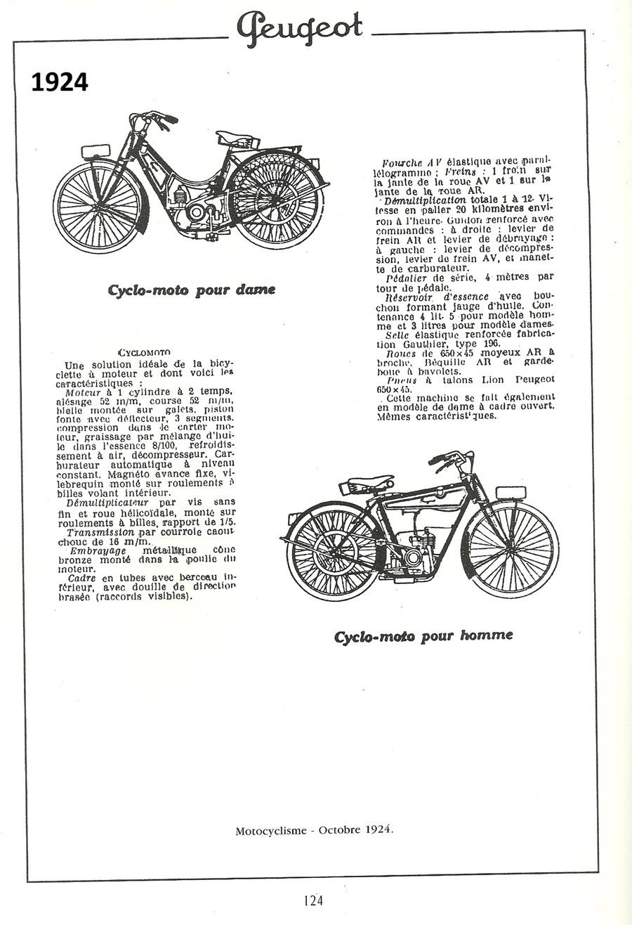 La Peugeot Cyclomoto de dom54 Numzor17