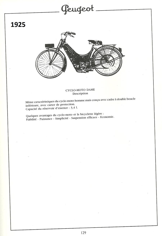 La Peugeot Cyclomoto de dom54 Numzor19