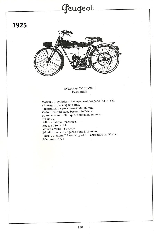 La Peugeot Cyclomoto de dom54 Numzor20
