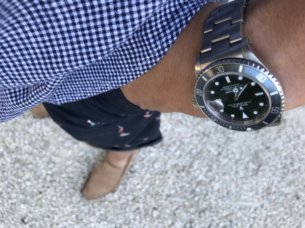 Le wrist-pocket-shoe wear topic multi-marques [tome IV] - Page 4 Dad97810