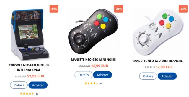 Neo-Geo & SNK - Les petites actualités Captu102
