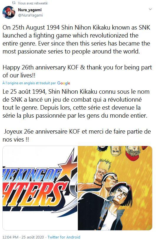 Neo-Geo & SNK - Les petites actualités - Page 7 Captu118